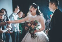 Resepsi Pernikahan Ricky & Felicia by GoFotoVideo