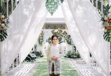 Intimate Wedding Tirto & Elly by Peh Potret