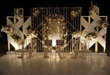 Andrew & Dian Wedding At Jimbaran Ancol by Fiori.Co