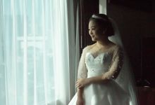 Wedding of Meilia & Timothy by iLook ( Makeup & Couture )