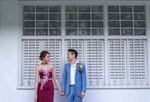 Pre Wedding Styled Shoot (Rachel and Bryan) by TLGraphy