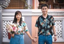 Pre Wedding Photography (Ivana & Yin Tak) by TLGraphy