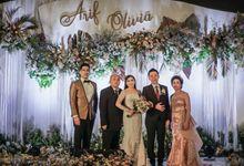 Wedding of ARIF & OLIVIA by Aldo Adela MC & Magician