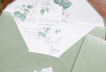 Rendy And Irene by Vinas Invitation