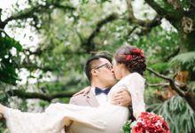 Eni & Matthew Wedding by Monokkrom