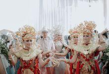 The Wedding - Windy & Egi by Vaxlera