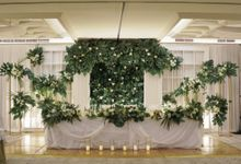 Eric & Friska Wedding At Gran Mahakam by Fiori.Co