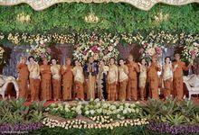 Mita & Anton Wedding Reception by nest photographie