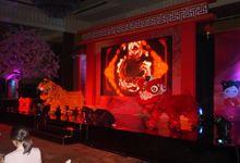 DBS Indonesia Spring Festival 2020 by MC Mandarin Linda Lin