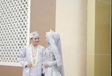 Wedding Dhyaksa & Marisa by Abyakta Creative