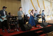 Wedding of Julius Chaisar and Patricia Winata by MC Mandarin Linda Lin