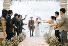 HOWARD and VINA Wedding by KAMAYA BALI