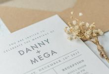 Wedding Invitation - Rustic Country by Kanoo Paper & Gift
