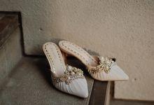 A Heartwarming Wedding of Dysa & Adly by Jejakurcaci