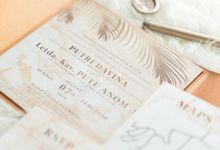 Wedding Invitation Royale Classic by Kanoo Paper & Gift