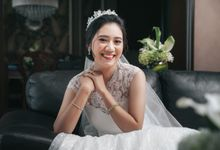 Wedding of Theo & Ilona at Ayana Midplaza Hotel Morning Session by GoFotoVideo