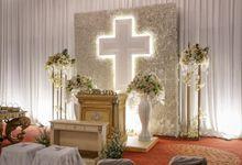 THE HOLYMATRIMONY @GBI GLOW THAMRIM RESIDENCE by GLORIOSA DECORATION