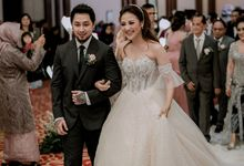 Wedding Day of Vicky & Irindacil by Ricky-L Photo & Bridal