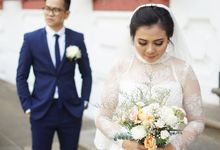 The wedding Vicky and Viant by Tjong Indra Photography