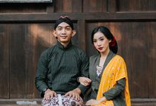 Candra & Nabila in Heritage Kota Gedhe by Everafter Photocinema