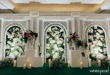 Shangrilla Jakarta Grand Ballroom 2018 10 28 by White Pearl Decoration
