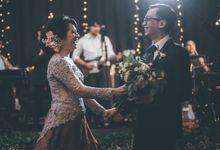 Resepsi Pernikahan Satria & Putri at Hotel Atlet Century by GoFotoVideo