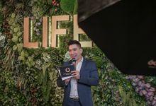 LIFETIME Breakthrough Seminar by Aldo Adela MC & Magician