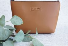 ALVA POUCH by Gifu Invitation & Souvenir