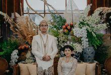 Nabila & Rifqy Akad Nikah by Get Her Ring