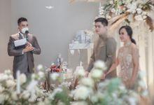 Engagement of BECCA & VILANO by Aldo Adela MC & Magician