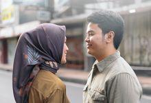 Ade & Elhaq by Monokkrom