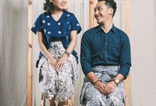 Prewedding April & Yogie by airwantyanto project