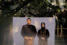 Prewedding Danes & Aisya by garlick photo