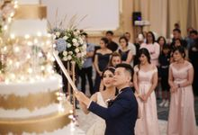 Wedding of Jonathan & Stella by Pullman Jakarta Central Park