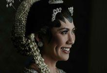 Wedding Giska & Biondi akad & resepsi by airwantyanto project