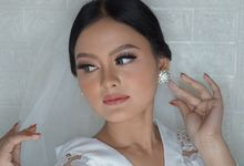 WEDDING MAKE-UP SIMPLE PACKAGE by desygks_mua