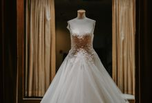 The wedding of Catherine & Endy by Koncomoto