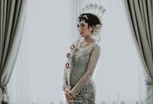 Wedding Giska & Biondi akad & resepsi by airwantyanto project