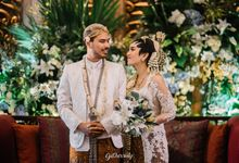 HIRA & CHRIS KEMBANG GOELA RESTAURANT by Get Her Ring