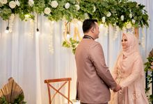 Wedding of Nurina & Andri by Lumi Pictures