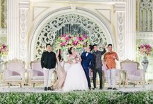 MC Albert & Tessa Wedding by Jenita Darmento (MC)