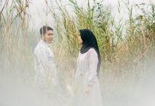 Shelin & Nuryanto Pre Wedding by Monokkrom