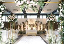 Hervian & Inri Wedding At Satoo Garden Shangrilla by Fiori.Co
