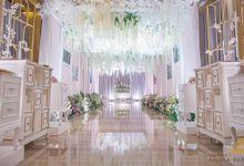 Wedding of Dandy & Yolenta by Alleka Design