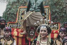 Ian & Agung Ngunduh Mantu by renjaa photography