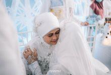 Intimate Frozen Wedding Banat & Una by Peh Potret