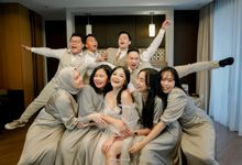 RIO NOAH + CLERENCE WEDDING by Wedding Factory
