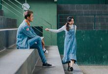 Prewedding Palupi Tian by mataketiga.mariage