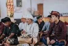 Budi & Ayu Balinese Wedding by Lentera Production
