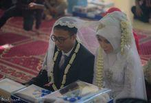 From Wedding day Angga and Yuni by Bocahirenk Studio
